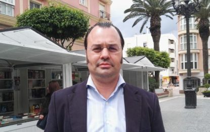 Alvaro Marfil lidera la lista de Ciudadanos La Línea con Aida Linares en el número dos y Fran López en el tres