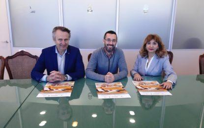 El alcalde conoce las jornadas sobre empresa organizadas con motivo del 25 Aniversario de Asesoría Cuenca
