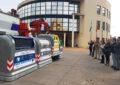 Ayuntamiento y Arcgisa presentan el nuevo sistema bilateral de recogida de residuos