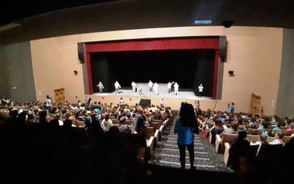 """Cerca de 2.000 alumnos participan en el programa de la Oferta Educativa Municipal """"Festival Primeros Pasos"""""""