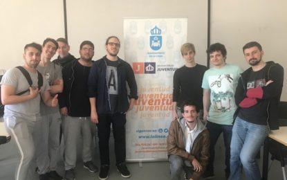 Veinte jugadores participan en el torneo internacional Infinity celebrado en la Casa de la Juventud