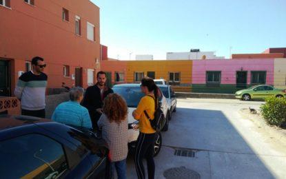 Mario Fernández termina la ronda de visita a las promociones de Emusvil