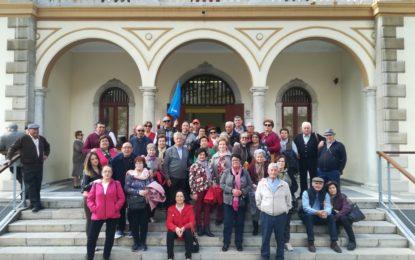 Turismo realiza visitas guiadas semanales con grupos de la Residencia de Tiempo Libre