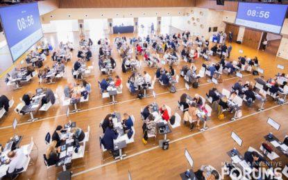 Gibraltar enseña en Benidorm su oferta para eventos, conferencias y exposiciones
