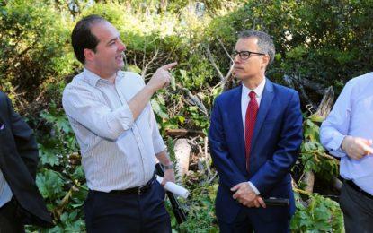 Importantes avances en el proyecto de renovación del patrimonio histórico de las defensas de Gibraltar