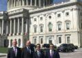 García promueve la autodeterminación de Gibraltar en Washington