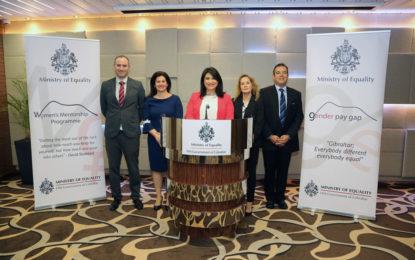 La ministra Sacramento anuncia una tarde informativa para el programa de tutoría para mujeres