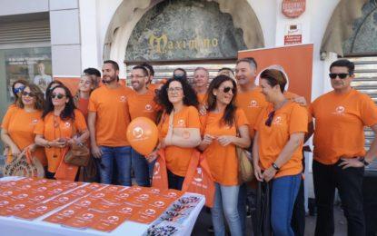 Juan Franco y La Línea 100×100 presentó su programa electoral