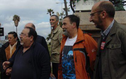 Ascteg pide a las diferentes administraciones que aclaren sobre las exageradas colas a ambos lados de la frontera
