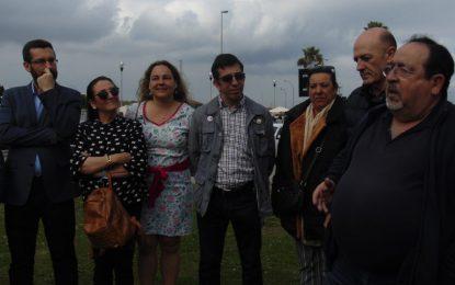 Ascteg califica de «discriminación a La Línea» que las dos oficinas sobre el Brexit vayan en Algeciras