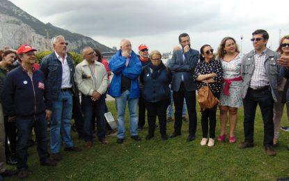 Para Ascteg «las negociaciones Gibrexit ningunean a los trabajadores y a La Línea en general»