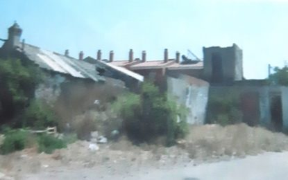 Disciplina Urbanística acomete una nueva orden de ejecución forzosa subsidiaria en un inmueble del Pasaje Castillejo