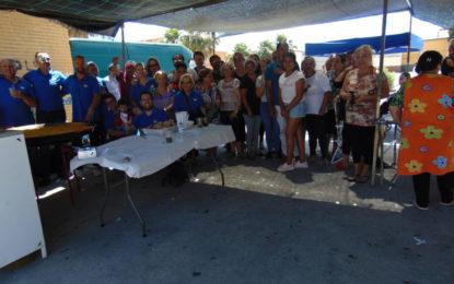 Arroz de convivencia del Partido Popular en la barriada de Los Junquillos