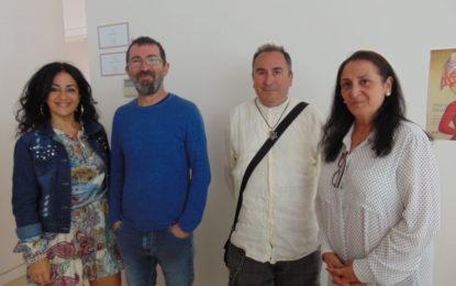 El  Museo Cruz Herrera inauguró la exposición de Francisco Galeote,  'Memoria de pez'