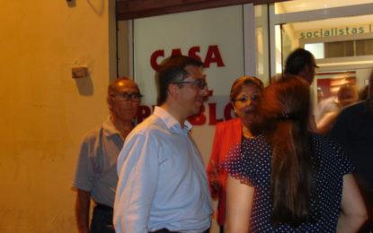 Chacón: «Haremos una buena labor fiscalizando a este alcalde y a este equipo de Gobierno»