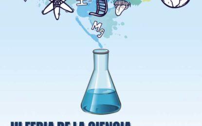 La III Feria de la Ciencia del IES Virgen de la Esperanza se celebrará entre los días 7 y 9 de mayo en el Palacio de Congresos