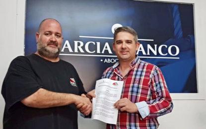 ADEM-CG registra un nuevo convenio de colaboración con García Blanco Abogados