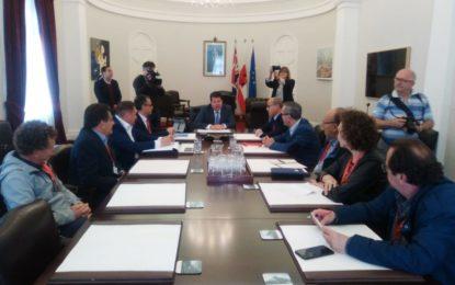 El Grupo Transfronterizo tendrá su sede en Gibraltar