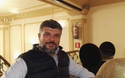 José Romo (VOX): «Nosotros somos el partido que utiliza la coherencia, y lo integramos gente noble de La Línea» (Sonido íntegro de la entrevista)