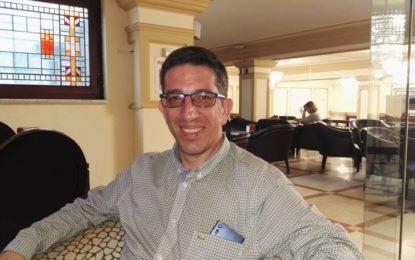 Juan Chacón (PSOE): «El ciudadano que vive en La Atunara ha de tener los mismos servicios que el que lo hace en el centro» (sonido íntegro de la entrevista)