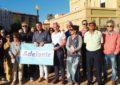 Adelante La Línea hizo asamblea abierta con el diputado Juan Anonio Delgado