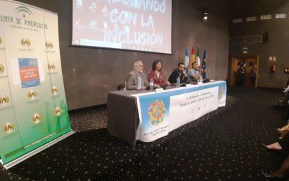 Centros educativos de toda la comarca participan en las I Jornadas de Inclusión inauguradas en el Palacio de Congresos