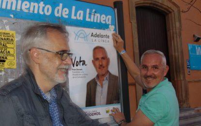 Francis Vaca dimite como coordinador general de Podemos La Línea