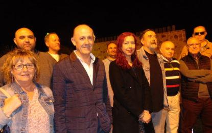 Andalucistas Linenses volvió a recordar a Juan Carlos Villalba en su inicio de campaña