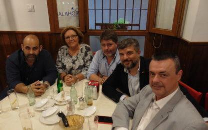 VOX inicia su campaña con ganas de alcanzar grandes resultados en La Línea