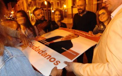 Ciudadanos La Línea suspende su acto de presentación por la muerte de Pérez Rubalcaba