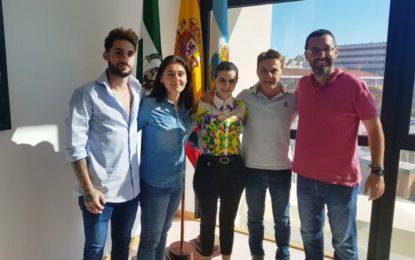 El alcalde felicita al club Seúl Gym tras las distinciones como deportistas y técnicos de Alto Nivel