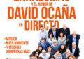 La música de Enkalomao y el humor de David Ocaña, este sábado con La Línea 100×100