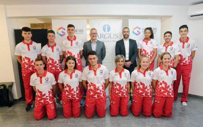 NatWest International Island Games presenta el equipamiento de Gibraltar