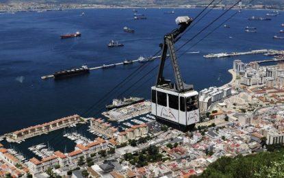Se prohibirá la venta de bebidas en botellas de plástico dentro de la Reserva Natural en Gibraltar