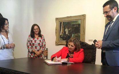 Acuerdo entre el PSOE y La Línea 100×100 para la Diputación y la Mancomunidad del Campo de Gibraltar