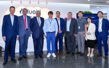 El Ministro de Comercio de Gibraltar acuerda una estrecha cooperación con el Grupo Huobi, una de las mayores plataformas de negociación de activos digitales, durante su visita oficial a China