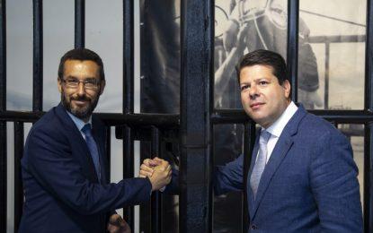 Picardo y Juan Franco se verán de nuevo el lunes como cierre de la campaña conmemorativa por el 50 aniversario del cierre de la frontera