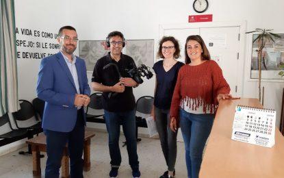 El alcalde participa en el documental que la Fundación Princesa de Girona dedica a Begoña Arana por su premio en la categoría Social
