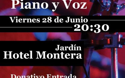 Audición de la Academia de Alejandro Muñoz a beneficio de  ADEM-CG el próximo dia 28
