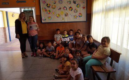 """Educación entrega los premios del programa """"Cruz de mayo"""""""