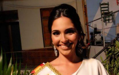 Carmen García Heredia, de El Encuentro, nueva Reina Juvenil de la Feria de La Línea