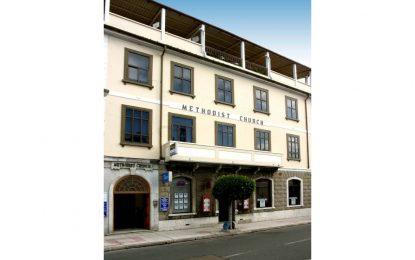 La Iglesia Metodista de Gibraltar cumple 250 años de implicación y servicios a la comunidad gibraltareña