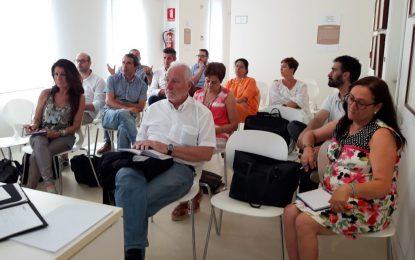 Concejales del equipo de gobierno participan en una jornada sobre la implantación de la administración electrónica