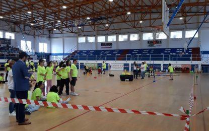 El colegio Virgen del Amparo celebra sus IV Juegos Cooperativos