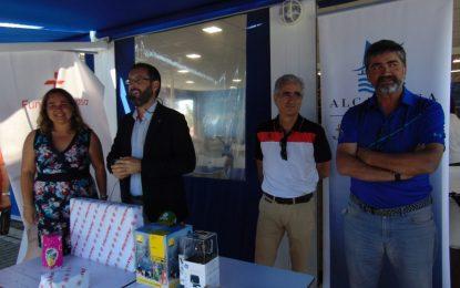 Esta mañana se han entregado los premios del VII Concurso Fotográfico de Medio Ambiente en el Puerto Deportivo Alcaidesa