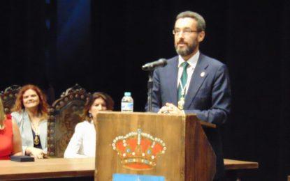 El alcalde de La Línea, conforme con la paralización de la actividad no esencial anunciada por la Junta de Andalucía para contener el coronavirus en la  ciudad