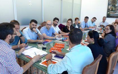El nuevo equipo de gobierno celebra su primera reunión de coordinación