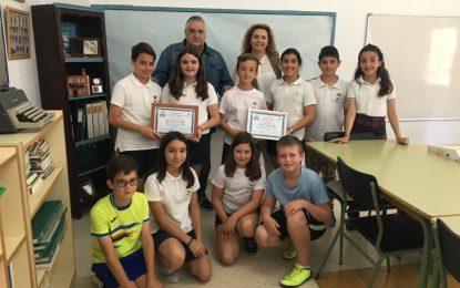 Mayor-Net premia al CEIP Inmaculada por su labor de prevención contra el Ciberbullying  con la oferta educativa