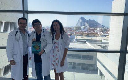 El Hospital de La Línea edita un manual de manejo de patología neurológica en hospital comarcal