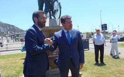 Juan Franco dice que La Línea tiene una alta contaminación por culpa de los coches que entran a Gibraltar
